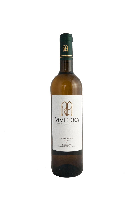 Muedra Verdejo 2019, Rueda.